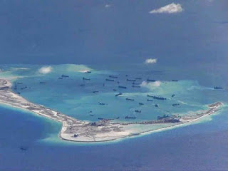 """As the South China Sea is part of the Pacific, any armed attack of Philippine forces, aircraft or public vessels in the South China Sea will trigger mutual defence obligations under Article 4 of our Mutual Defence Treaty."""