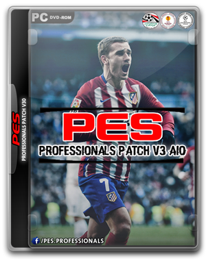 PES 2016 PesProfessionals Patch v3 AIO