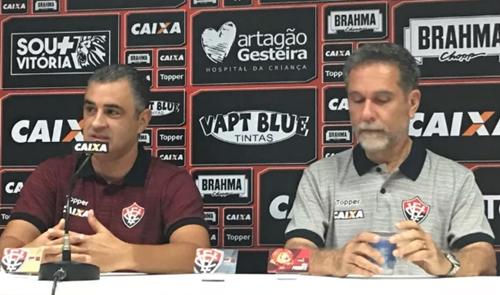 Técnico Marcelo Chamusca