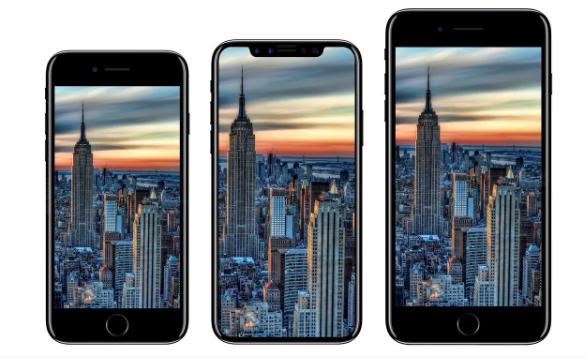 3 chiếc iPhone mới sẽ được ra mắt vào 12/9
