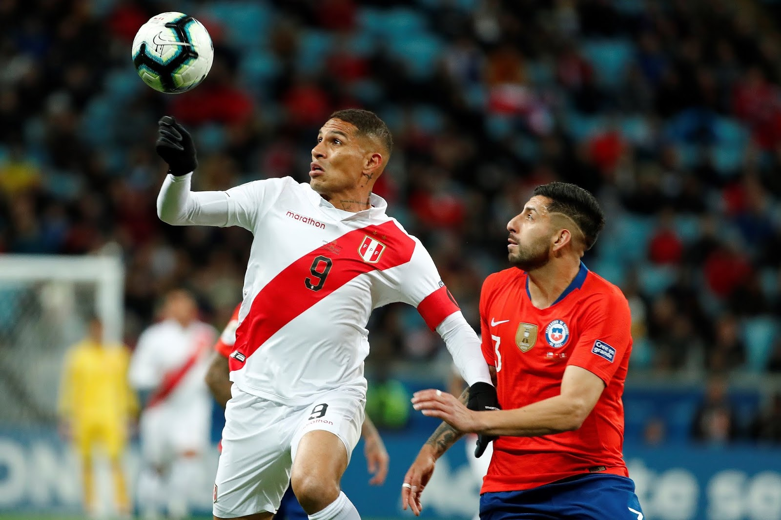 Chile y Perú en Copa América 2019, 3 de julio