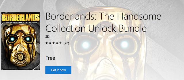Borderlands: Una colección muy guapa está gratis para Xbox One en su store