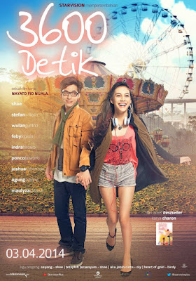 Download 3600 Detik (2014) Full Movie