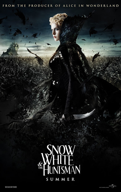 Geeky Nerfherder Movie Poster Art Snow White And