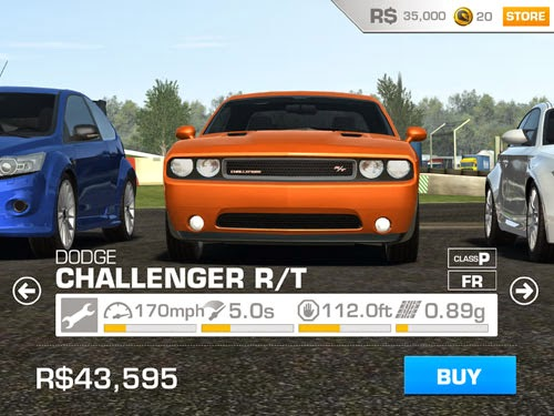 Real Racing 3 Full MOD