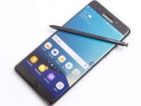 Samsung Galaxy Note Fan Edition is updated to Android Oreo