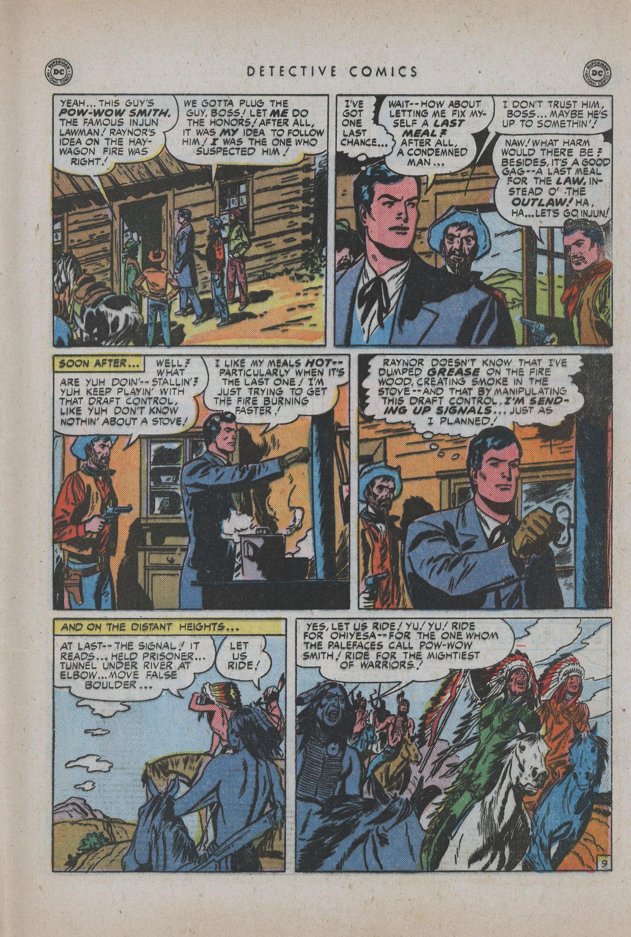 Detective Comics (1937) 171 Page 48