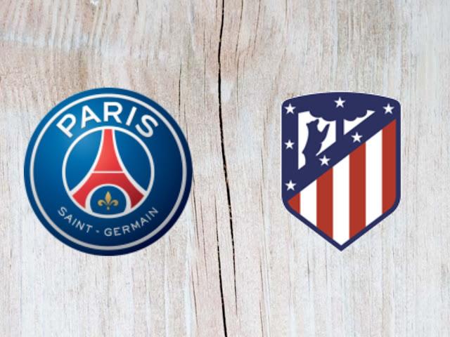 Watch PSG vs Atlético Madrid  Full Match & Highlights - 30 July 2018