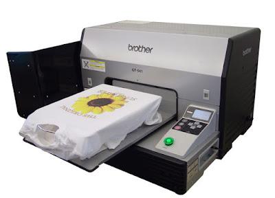 Macam - macam Sablon yang di Gunakan pada T-Shirt Printing