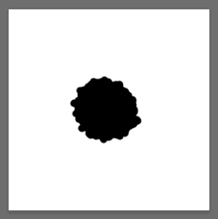 A free custom Photoshop brush!