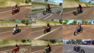 Jazzycat - Motorcycle Traffic Pack v 1.0
