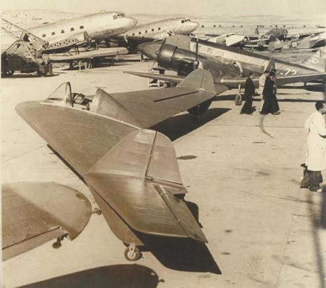 THK Etimesgut UçakFabraikası 1939 - 1950
