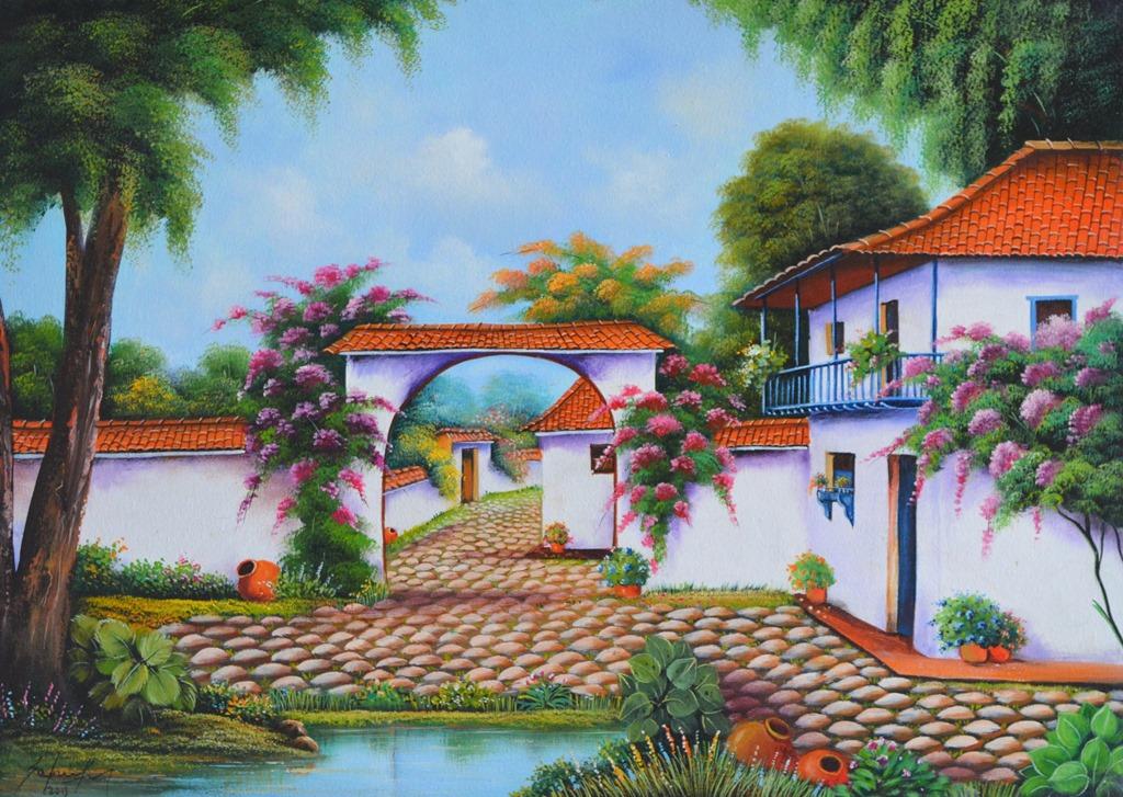 Cuadros modernos pinturas y dibujos entradas de - Cuadros para casas modernas ...