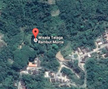 Pesona Keindahan Wisata Telaga Rambut Monte Blitar Ihategreenjello