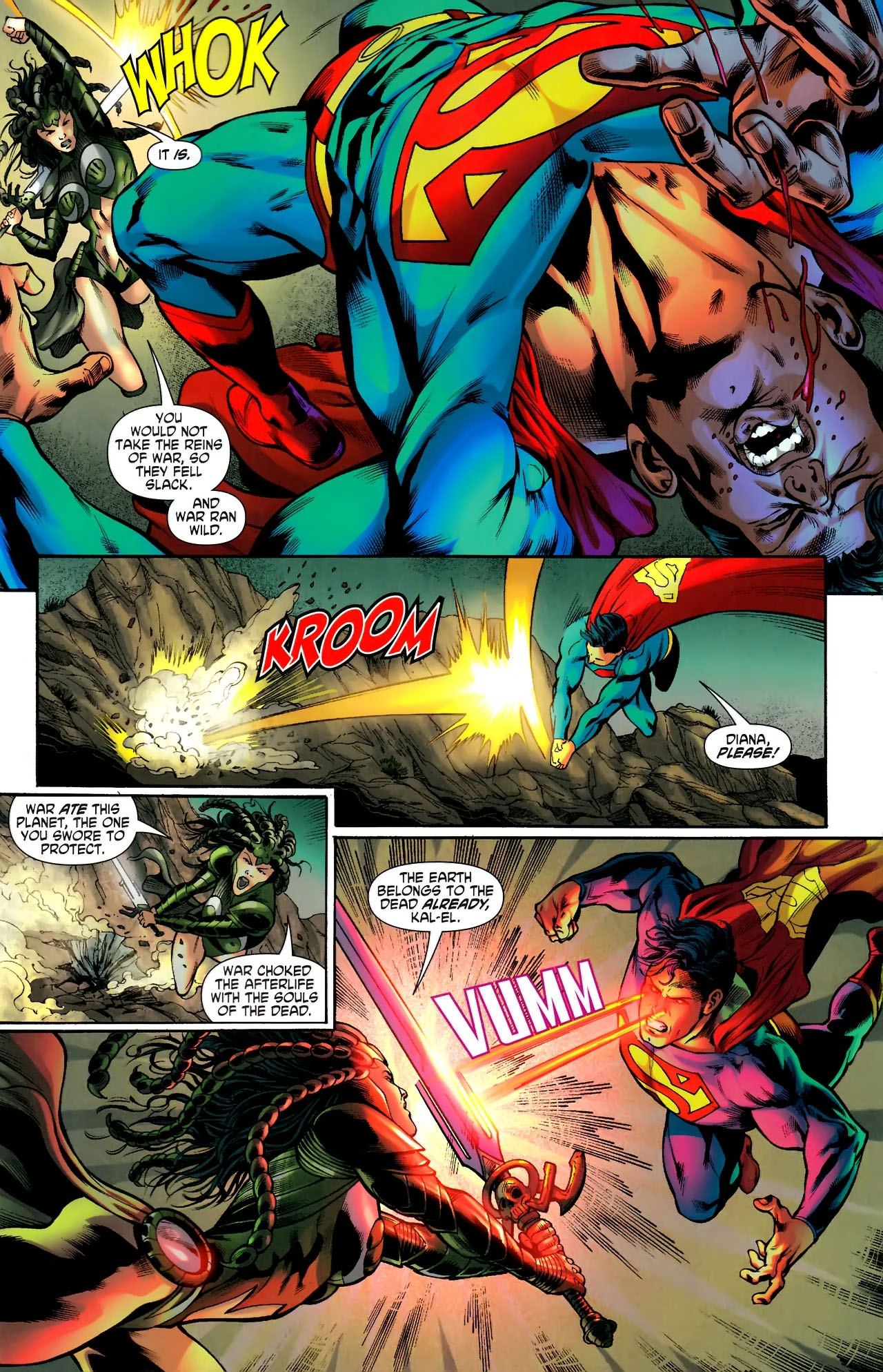 Read online Wonder Woman (2006) comic -  Issue #611 - 18