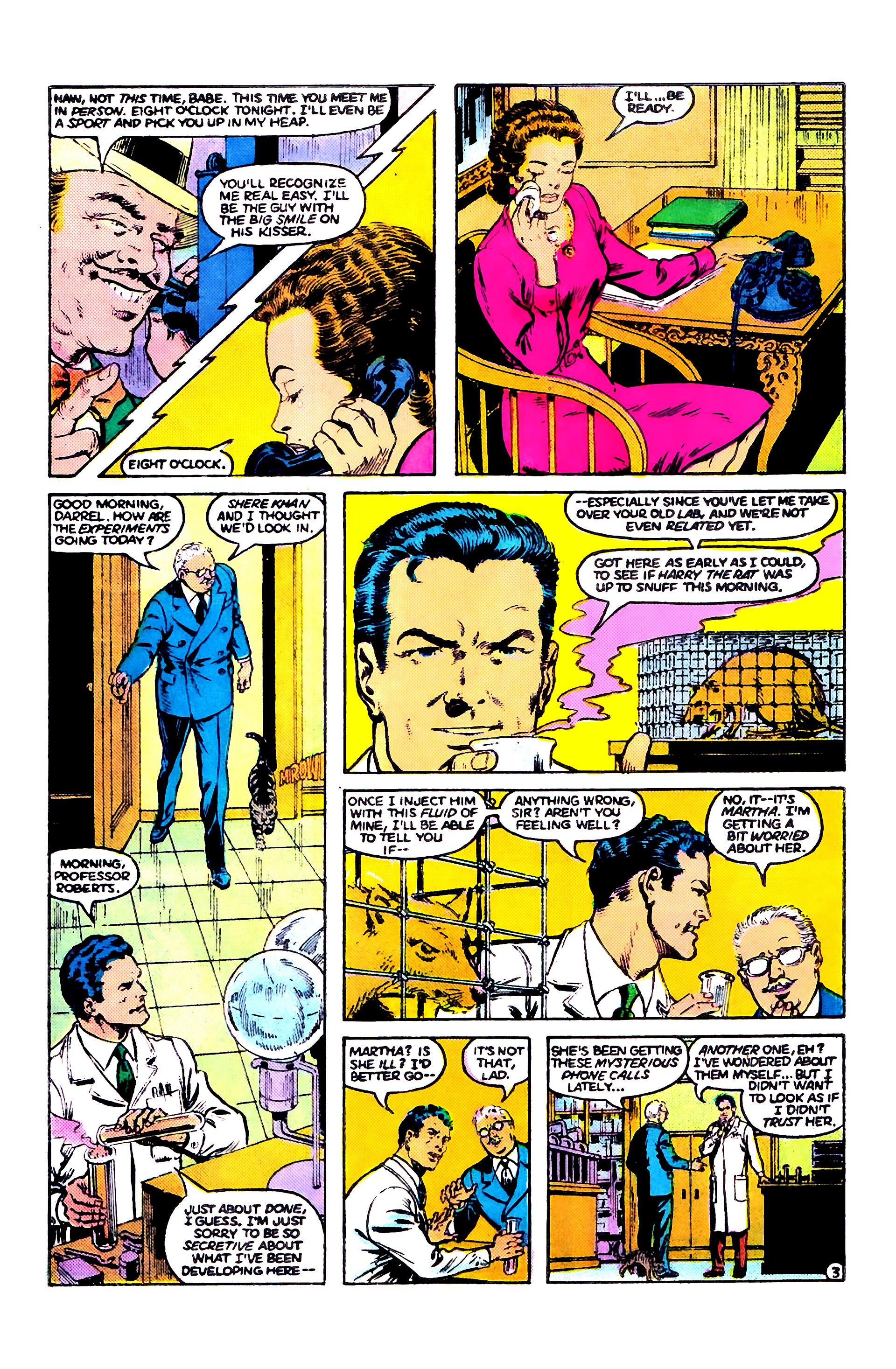 Read online Secret Origins (1986) comic -  Issue #8 - 33