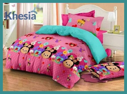 bed cover murah tanah abang