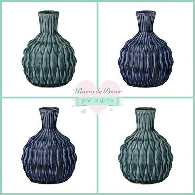 Jarrones Azules para Decorar tu Casa-Olhom-By Ana Oval-3