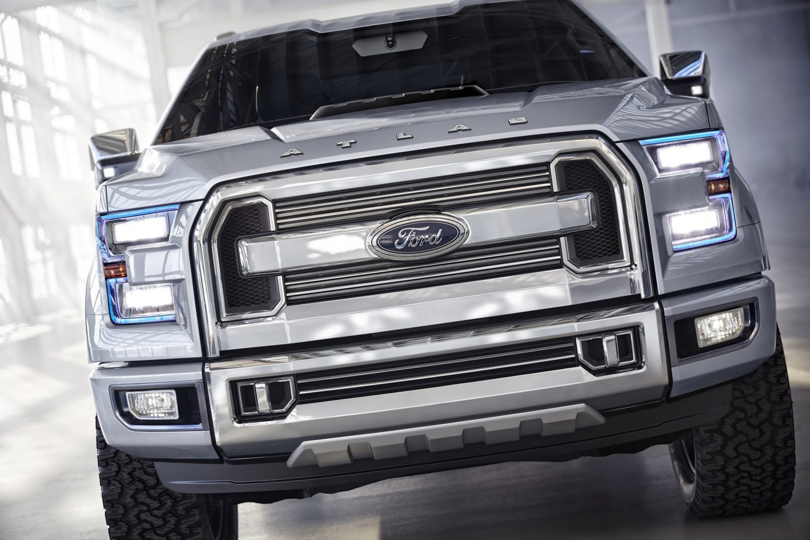 Ford Yanked The Covers Off A Replacement Conception Model At 2017 Detroit Automobile Show On Weekday Morning Showcasing Brand S Evolved Styling