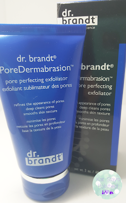 Dr. Brandt PoreDermabrasion | Kat Stays Polished
