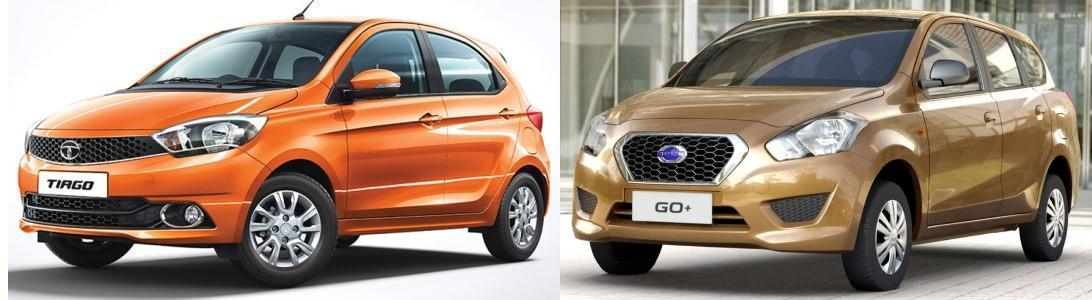 Tigor vs Tiago Comparison Review