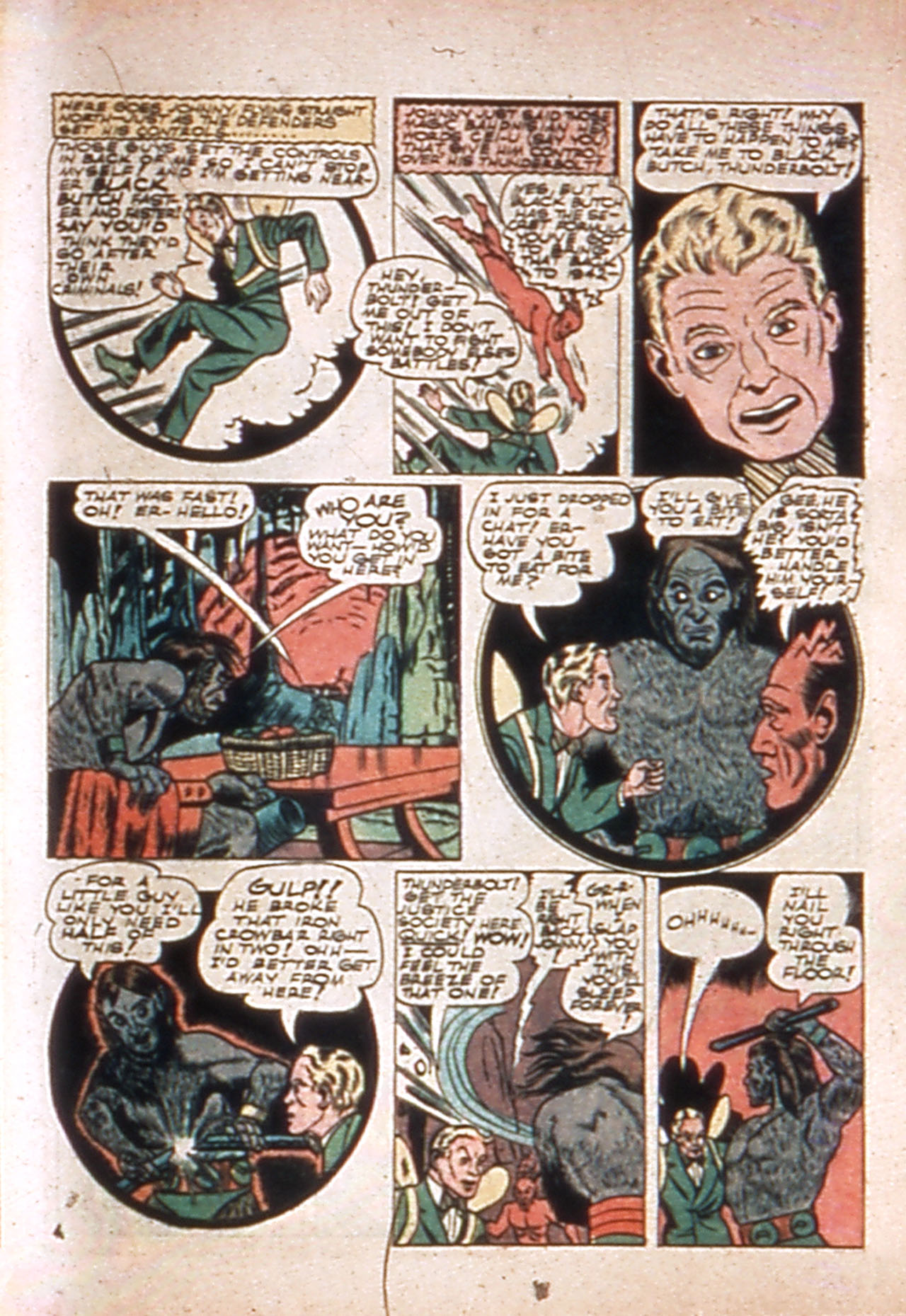 All-Star Comics (1940) issue 10 - Page 60