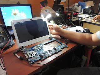 Service Laptop Sony Vaio Mati