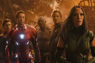 Vingadores: Guerra Infinita - filme