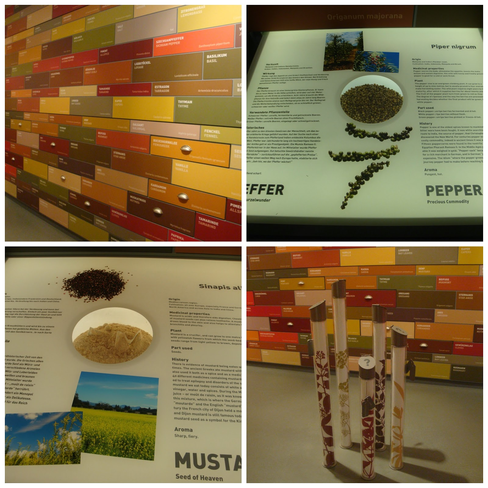 Currywurst Museum em Berlim