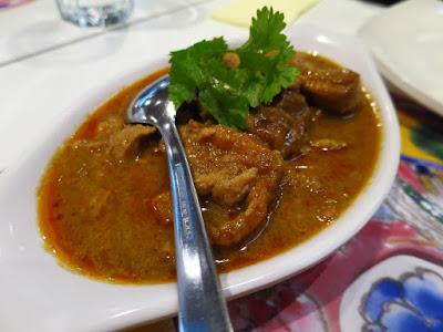 Baba Wins' Peranakan Cuisine, assam china