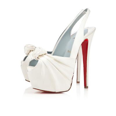 Zapatos para fiesta blancos
