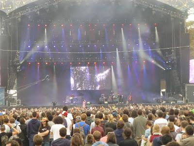 Lana Del Rey festival Rock en Seine 2014