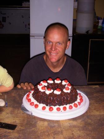 Mike Huckabee Happy Birthday Cake