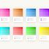 تدرجات لونية للفوتوشوب | 8 Gradients For Photoshop