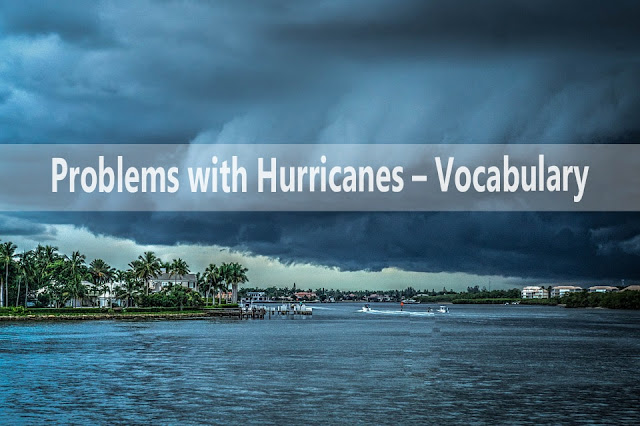 Victor Hernández Cruz, Problems with Hurricanes