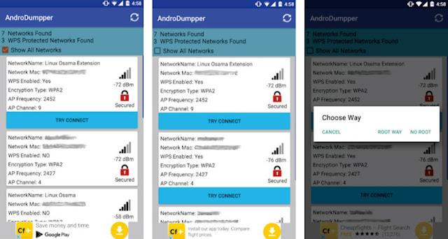 AndroDumpper Pro Apk Versi Terbaru No Ads