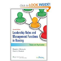 Leadership Roles and Management Functions in Nursing 7th