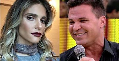 Fernanda Lima ignora pedido de desculpas de Eduardo Costa