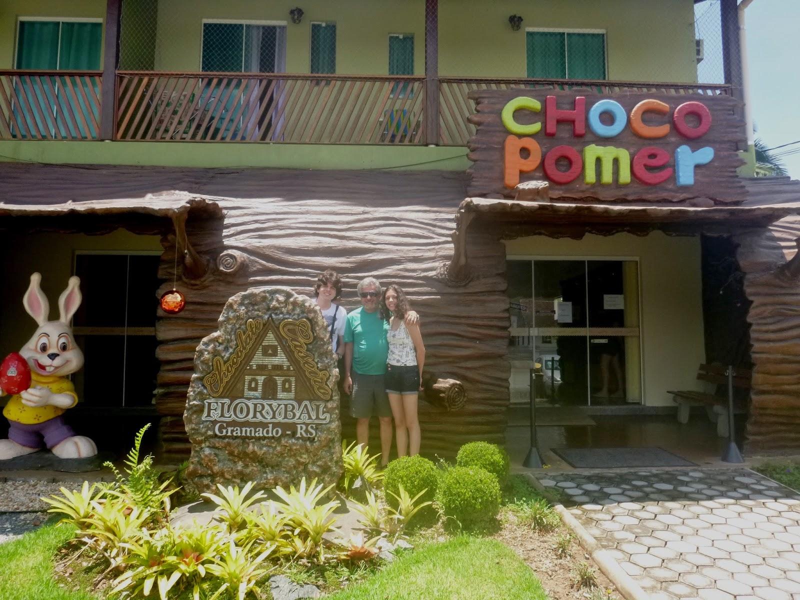 Choco Pomer - Pomerode - SC