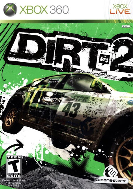 Colin McRae Dirt 2 Full PC Game Free Download- Reloaded
