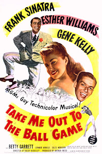 Take Me Out to the Ball Game Poster