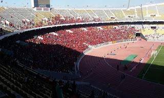 الأهلي يلعب المباريات الإفريقية في برج العرب