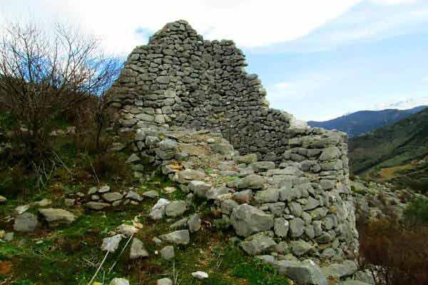 Kalaja e Drishtit, Drisht Castle