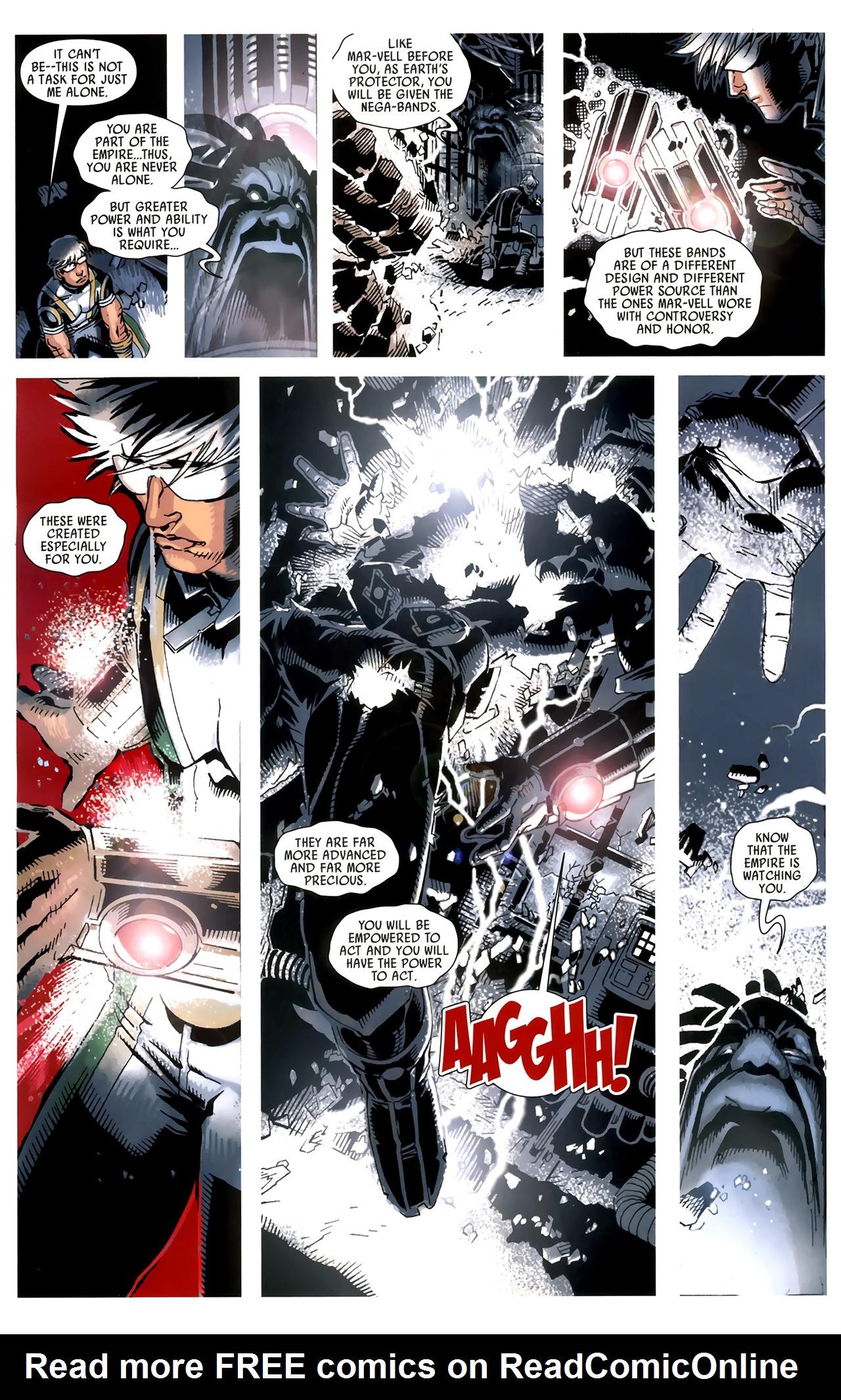 Read online Dark Avengers (2009) comic -  Issue # _Annual 1 - 21