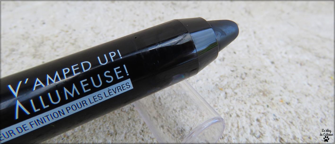 V'amped up! Allumeuse! - Protecteur de finition pour les lèvres - NYX