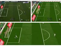 PES 2017 New Goal Net dari Ro-Bot