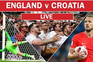 مشاهدة مباراة انجلترا وكرواتيا بث مباشر اليوم 11-7-2018 نصف نهائى كأس العالم
