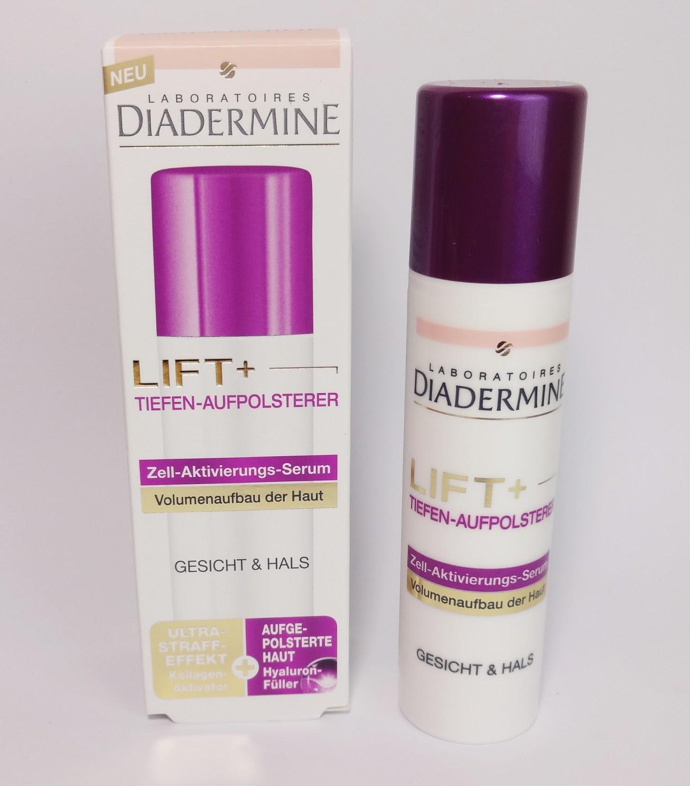 Diadermine - Lift+ Tiefen-Aufpolsterer Zell-Aktivierungs-Serum