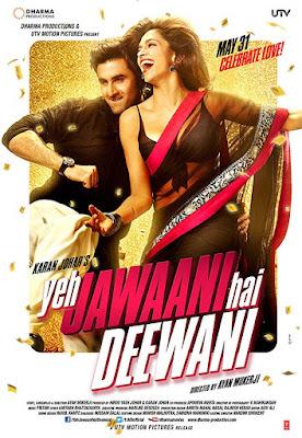 Yeh Jawaani Hai Deewani (2013) 720p Bluray ESubs 1.25GB