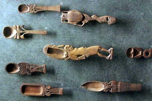 sendok kuno